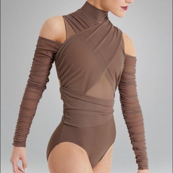 Balera Matte Mesh Costume